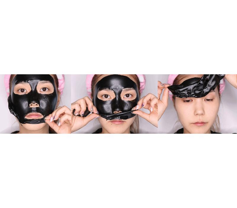 Secret Key Маска-пленка для лица Black Out Pore Peel-Off Pack, 100 мл