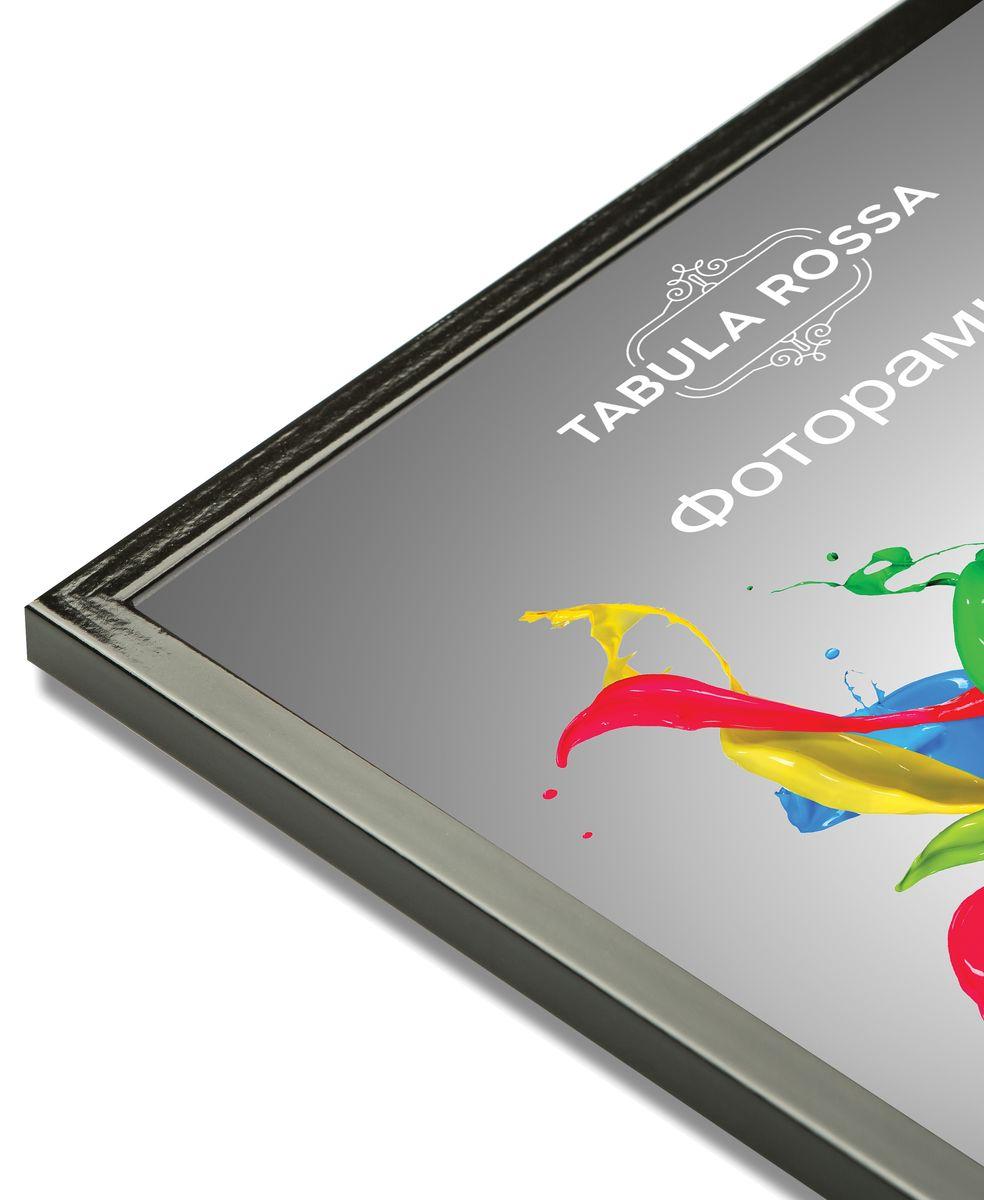 """Фоторамка """"Tabula Rossa"""", цвет: черный глянец, 15 х 21 см. ТР 6009"""
