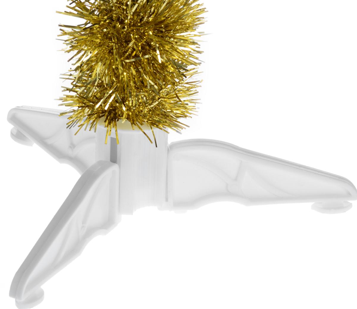 """Ель искусственная Morozco """"Северное сияние"""", цвет: золотистый, высота 120 см"""