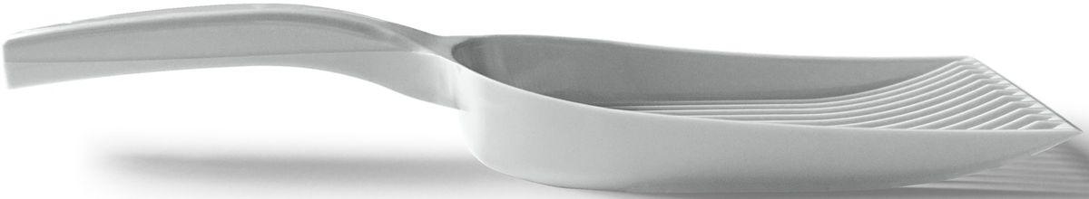 """Совок-эко для кошачьего туалета Canada Litter """"Нано люкс"""", цвет: серый"""