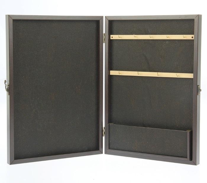 "Вешалка-ключница Milarte ""Бокс"", 41 х 29 х 5 см. KBV-102046"
