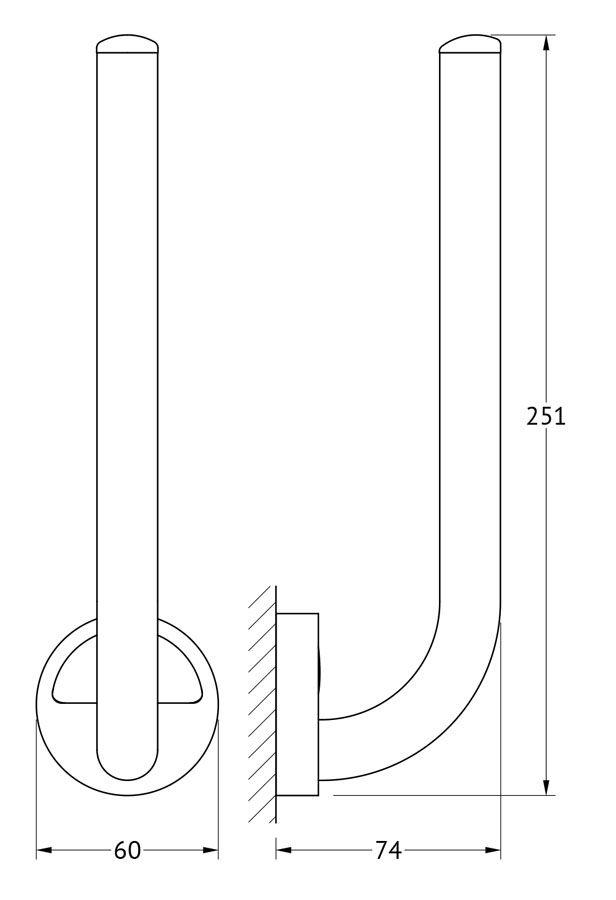 Держатель запасных рулонов туалетной бумаги FBS Luxia, цвет: хром. LUX 021LUX 021Аксессуары торговой марки FBS производятся на заводе ELLUX Gluck s.r.o., имеющем 20-летний опыт работы. Предприятие расположено в Злинском крае, исторически знаменитом своим промышленным потенциалом. Компоненты из всемирно известного богемского хрусталя выгодно дополняют серии аксессуаров. Широкий ассортимент, разнообразие форм, высочайшее качество исполнения и техническое?совершенство продукции отвечают самым высоким требованиям. Продукция FBS представлена на российском рынке уже более 10 лет и за это время успела завоевать заслуженную популярность у покупателей, отдающих предпочтение дорогой и качественной продукции.