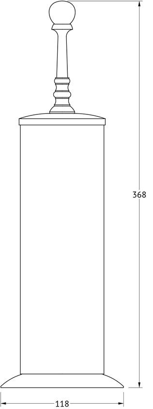 Ершик для унитаза 3SC Stilmar Un, напольный, цвет: хром. STI 030STI 030Дизайн коллекций компании 3SC оригинален и узнаваем. Цель дизайнеров — находить равновесие между эстетикой и функциональностью. Это обдуманная четкая философия, которая проходит через все процессы производства мастерской региона Тоскана.Многолетний опыт, воплощение социальных и культурных традиций, а также постоянный поиск новых решений?– все это сконцентрировано в коллекциях 3SC. Особенное внимание уделяется декоративной отделке изделий, которая выполнена умелыми руками настоящих итальянских мастеров. Разнообразие стилей позволяет удовлетворить различные вкусы клиента от «классики» до «хай-тек», давая возможность гармонично сочетать аксессуары с зеркалами и освещением.