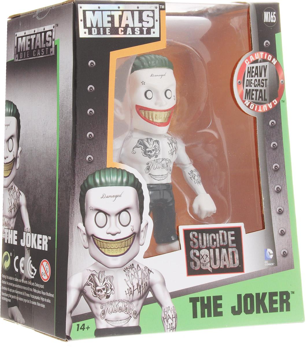 DC Comics. Фигурка металлическая Joker Alt, 10 см
