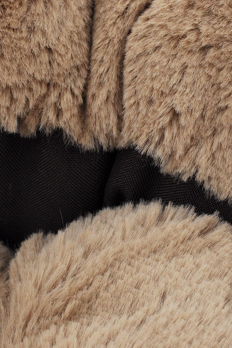 """Лежак для собак и кошек Зоогурман """"Президент"""", цвет: шоколадный, 45 х 45 х 20 см"""