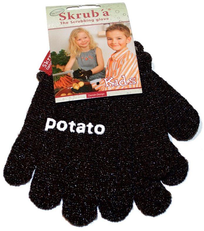 """Перчатки для чистки картофеля """"Fabrikators"""", детские"""