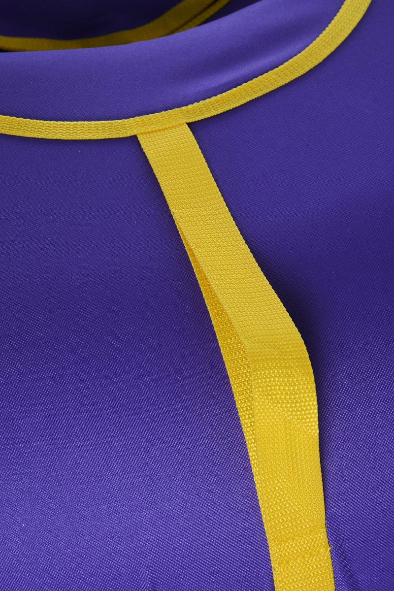 """Санки надувные ИГЛУ """"Народные"""", большие, цвет: фиолетовый, диаметр 90 см"""
