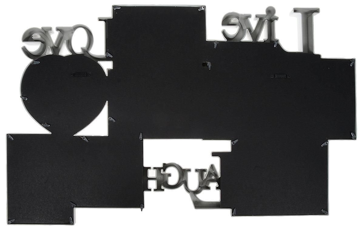 """Мультирамка """"Image Art"""", на 8 фотографий. PL18-12"""