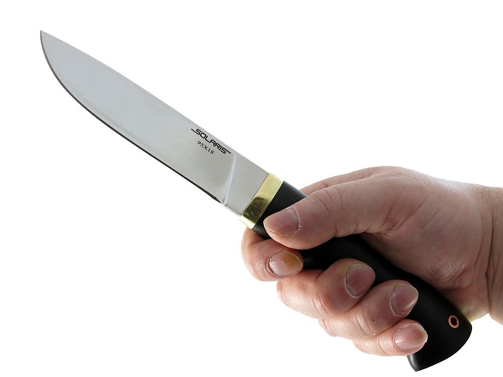 """Нож Solaris """"Финн"""", длина клинка: 12,5 см"""