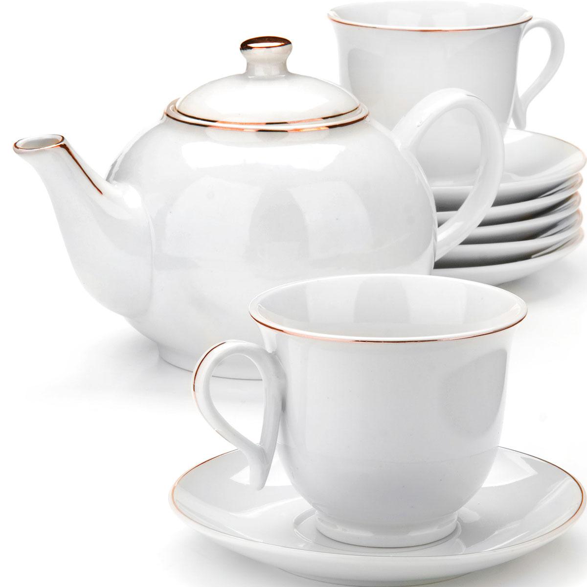 Сервиз чайный Loraine, 14 предметов. 2593525935