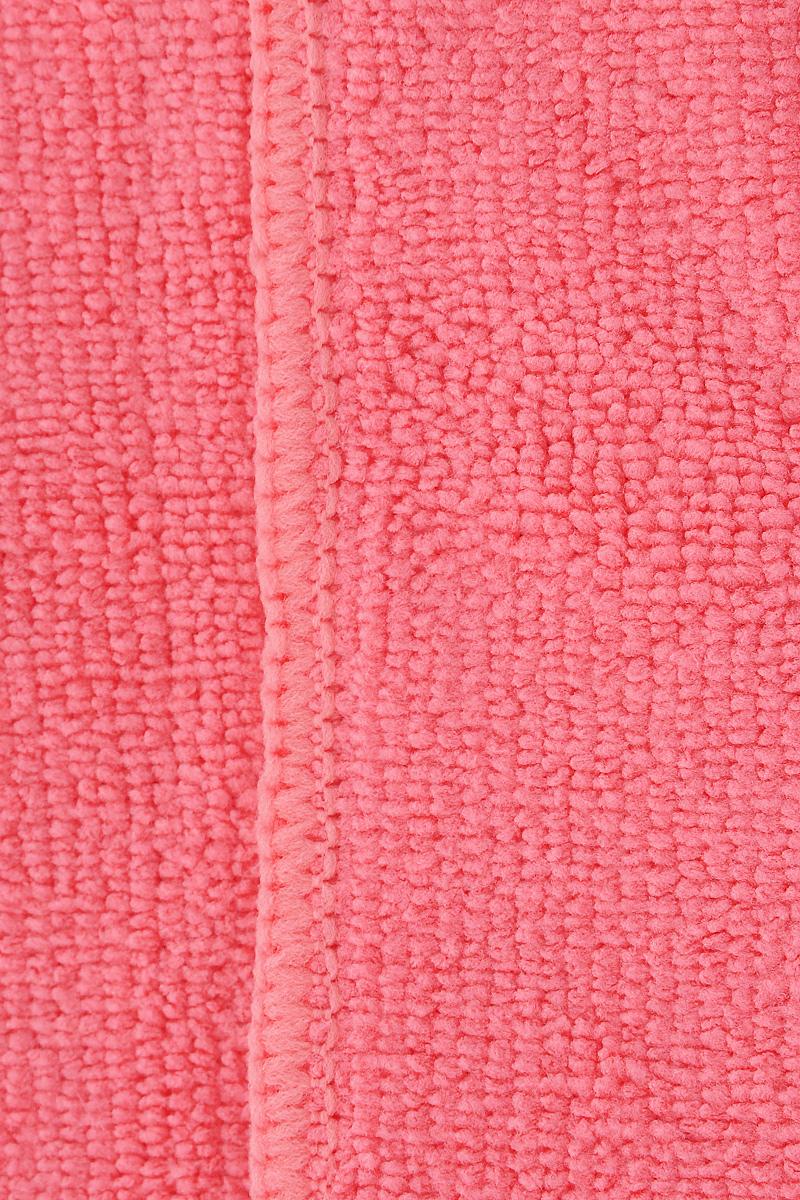 Салфетка для уборки Донна Роза, универсальная, цвет: розовыйМФ010_розовыйСалфетка для уборки Донна Роза, универсальная, цвет: розовый