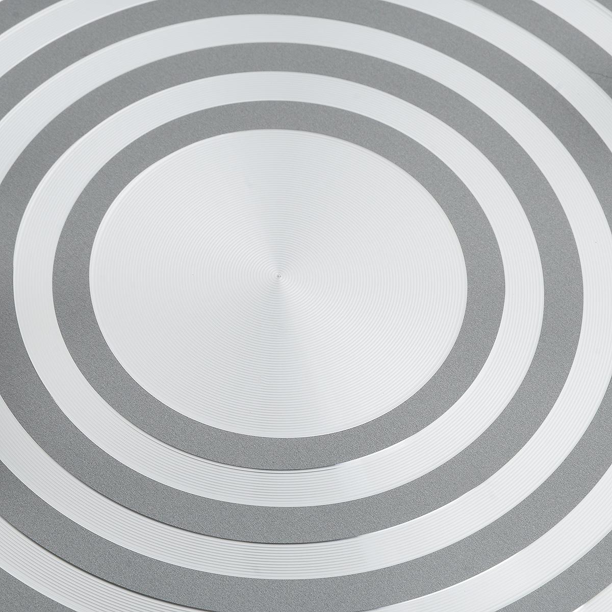 """Жаровня Jarko """"Forever"""" с крышкой, с антипригарным покрытием, цвет: серый. Диаметр 28 см"""