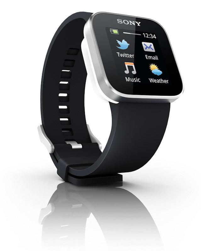 Sony встроила Android в наручные часы 1004709220