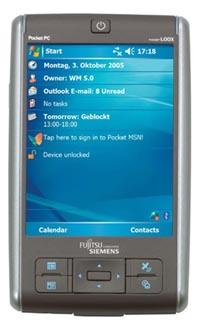 КПК Fujitsu-Siemens Pocket LOOX 520