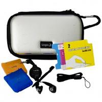 Logic 3 стартовый набор аксессуаров для Nintendo DS LiteDSL608Стартовый набор аксессуаров для Nintendo DS Lite.