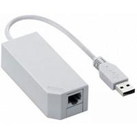 Wii LAN AdapterMD463ZM/AЕсли вместо беспроводной сети вы используете высокоскоростную проводную локальную сеть, вы можете подключить Nintendo Wii непосредственно к проводной локальной сети посредством адаптера Wii LAN Adapter. Что вам потребуется для организации проводной домашней сети: 1. Игровая приставка Nintendo Wii. 2. Широкополосное подключение к Интернету. Существуют различные варианты домашнего широкополосного подключения к Интернету. Среди наиболее распространенных следует выделить кабельные, оптоволоконные и DSL-сети, СТРИМ. За более подробной информацией обратитесь к местным провайдерам широкополосной связи. 3. Адаптер локальной сети Wii LAN Adapter. Подключив адаптер, выполните следующие шаги в меню настройки подключения к Интернет. 1. Выберите опцию Настройки Соединения (Connection Settings). 2. Выберите открытое соединение с меткой Отсутствует (None). 3. Выберите Проводное Соединение (Wired Connection). 4. Нажмите OK...