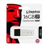 Kingston DataTraveler 102 16GB6936657001258USB флэш-накопитель Kingston Data Traveler 102 выполнен в яркой цветовой гамме, он позволит быстро и удобно перенести данные, передать или сохранить их. Большая емкость устройства позволяет иметь достаточно места для хранения любимой музыки, фильмов, фотоальбомов, документов и другой необходимой информации.