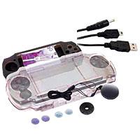 Универсальный комплект аксессуаров для Sony PSP Slim & Lite