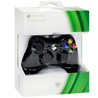 Геймпад проводной для платформы Microsoft Xbox 360/Windows (черный)S9F-00002Оригинальный проводной контроллер для Xbox 360. Контроллер Xbox 360 Controller предоставляет универсальные возможности в компьютерных играх Майкрософт. Испытайте новейшие игровые возможности Xbox 360. Основанный на превосходной конструкции геймпада Xbox Controller S, геймпад Xbox 360 оснащен удлиненным кабелем длиной 2,75 метра и имеет улучшенную эргономичную конструкцию. Центральная светящаяся кнопка Xbox Guide предоставляет быстрый доступ к библиотекам цифровых видеозаписей, музыки и игр. Это непревзойденный геймпад по гибкости использования, точности, управляемости, качеству и удобству.