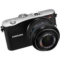 Samsung NX100 Kit 20-50