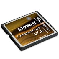 Kingston CompactFlash Ultimate 600x 32GBCF/32GB-U3CompactFlash Ultimate 600X - новая скорость, новый внешний вид! Фотографы, как любители, так и профессионалы, нуждаются в надежной флеш-памяти, удовлетворяющей их наиболее серьезным запросам. Именно для них компания Kingston выпустила новую линейку карт памяти CompactFlash Ultimate, не только выглядящих по-новому, но и обеспечивающие новую скорость обмена 600X при сохранении высочайшего качества и надежности. Со скоростью чтения до 90 МБ/с и записи до 90 МБ/с, Вы сможете вести серийную съемку с большей скоростью, чем с традиционными CF картами. Характеристики: Тип: Compact Flash Ёмкость: 32 ГБ Скорость чтения: 90 Мб/сек Скорость записи: 90 Мб/сек Рабочая температура: от 0 до +60 Температура хранения: от -20 до +85 Размер: 36.4 x 42.8 x 3.3 мм Внимание: перед оформлением заказа, убедитесь в поддержке Вашим электронным устройством карт памяти данного объема!
