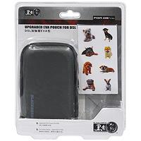 Чехол EVA с наклейками для приставки DS Lite (черный)