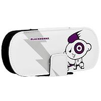 Защитный чехол Free-Style De Luxe для PSP 2000/3000 (Цвет: белый с красочным рисунком