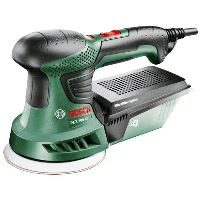Шлифмашина Bosch PEX 300 AE (06033A3020)
