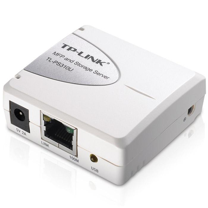 TP-Link TL-PS310UTL-PS310UПринт-сервер для МФУ с функцией хранения данных Tp-Link TL-PS310U идеален для организации совместного доступа к USB-устройствам домашней или рабочей сети. Устройство совместимо с большинством принтеров и многофункциональных принтеров, представленных на рынке, и позволяет совместно использовать и управлять этими устройствами с подключенных к сети компьютеров. К устройству также можно подключать и работать с 4 устройствами на базе USB, такими как сканеры, карты флэш-памяти, колонки или веб-камеры с помощью USB дока, подключенного к серверу. Эти устройства будут доступны из любой точки сети и даже по беспроводному соединению, если принт-сервер подключить к беспроводному маршрутизатору. Высокая совместимость Принт-сервер совместим с большинством многофункциональных принтеров и других USB-устройств, представленных на рынке. Устройство тестировалось с более чем 200 моделями принтеров, принт-сервер отличается первоклассной совместимостью с другими устройствами. Модель...