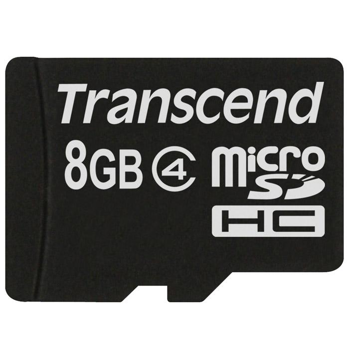 Transcend microSDHC Class 4 8GB карта памятиTS8GUSDC4Карта памяти Transcend microSDHC Class 4 идеально подойдет для хранения большого объема информации. Корректирующий код (ECC) для обнаружения и устранения ошибок при передаче информации Возможность внутрисистемного программирования (ISP) для обновления микропрограммы Поддержка автоматического ждущего режима, режима выключенного питания и спящего режима Механическое переключение защиты записи Соответствие стандартам RoHS Внимание: перед оформлением заказа убедитесь в поддержке вашим электронным устройством карт памяти данного объема.