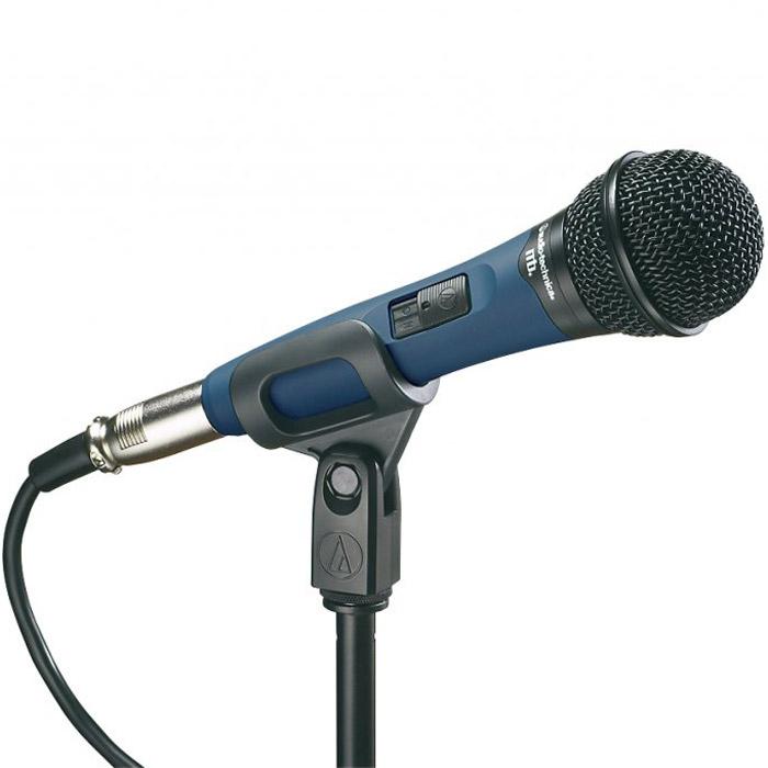 Audio-Technica MB1k микрофонMB1kДинамический вокальный микрофон с мощным выходом Audio-Technica MB 1k. Hi-ENERGY динамический неодимовый элемент для усиленного выхода и точной передачи. Элемент: неодимовый динамический Диаграмма направленности: узконаправленная Переключатель: MagnaLock ON/OFF Выходной разъем (встроенный): 3-pin позолоченный XLRМ