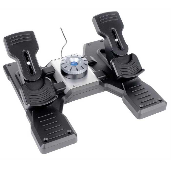 Saitek Pro Flight Rudder Pedals (PZ35)