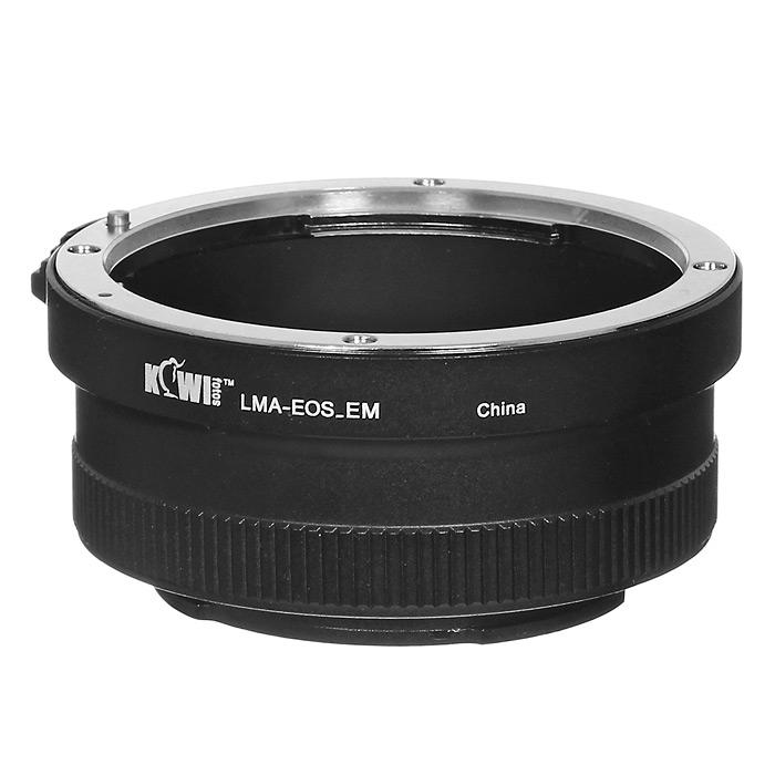 JJC переходное кольцо Kiwifotos LMA-EOS_EM (Canon EF-Sony E-Mount NEX)JJCEOSNEXПереходное кольцо Kiwifotos LMA-EOS_EM для Canon EF объектива на Sony E-Mount NEX камеру, такую как NEX3/NEX5.