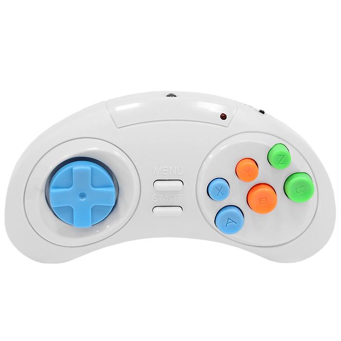 Беспроводной игровой джойстик Sega Fire Joy 16 бит