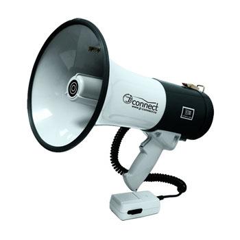 Мегафон JJ-Connect Pro 25, с выносным микрофоном