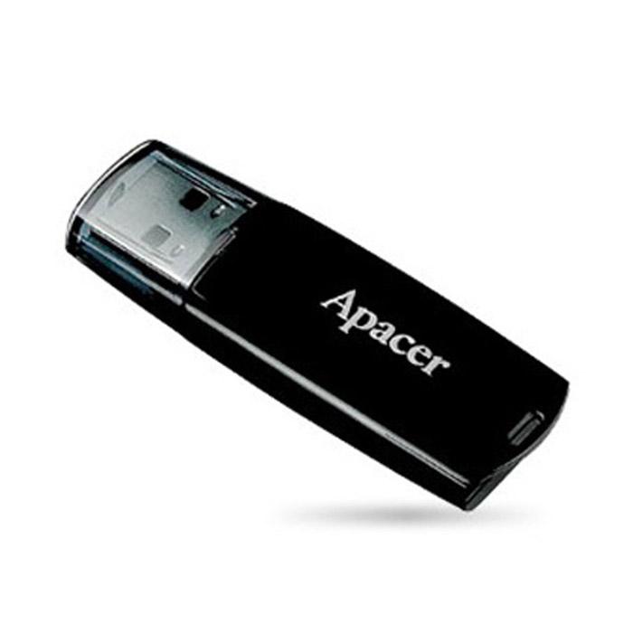 Apacer AH 322 4GB, Black (AP4GAH322B-1)AP4GAH322B-1В дизайне Apacer АH322 - простота и стиль, а отверстие для шнурка позволяет прикрепить накопитель к вашему телефону или связке ключей, чтобы он всегда был под рукой. Интерфейс продукта - USB 2.0, при этом AH322 совместим со стандартом USB 1.1 и идеально работает под большинством ОС. Как и все продукты компании Apacer серии HandySteno (USB накопители), накопитель поддерживает специальную программу-архиватор Apacer Compression Explorer (ACE). Занимая всего 1 Мб памяти накопителя, ACE может сжимать размеры файлов в 5 раз и защищать данные с помощью пароля.