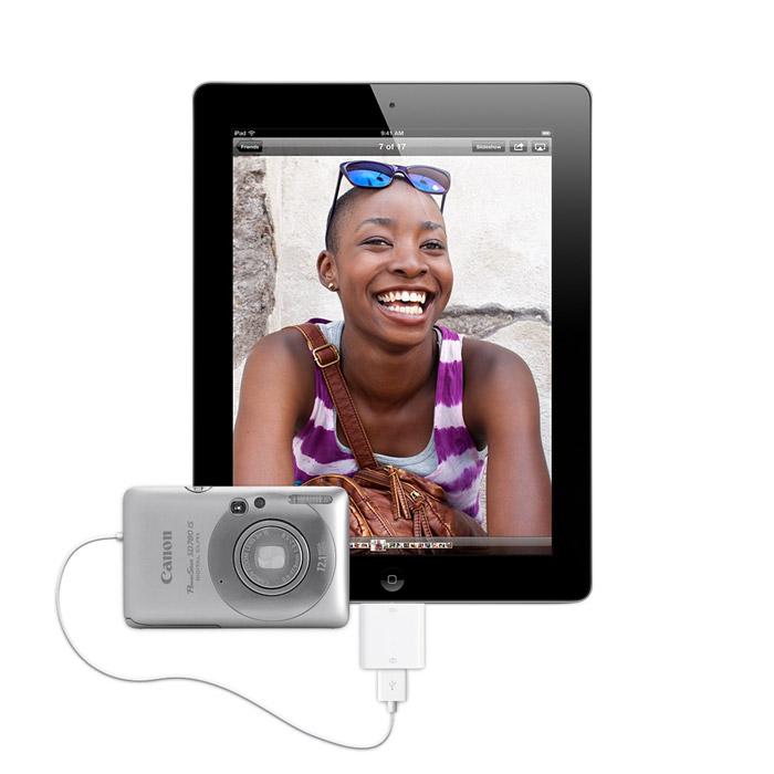 Apple iPad Camera Connection Kit (MC531ZM/A)