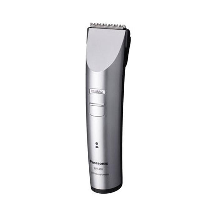 Panasonic ER-1410S520ER1410S520Профессиональная машинка для стрижки волос/триммер Panasonic ER 1410. Новый дизайн Долговечный и экологичный Ni-Mh (никель-металлгидридный) аккумулятор Лезвия из нержавеющей сталь Заточка лезвий типа Diamond