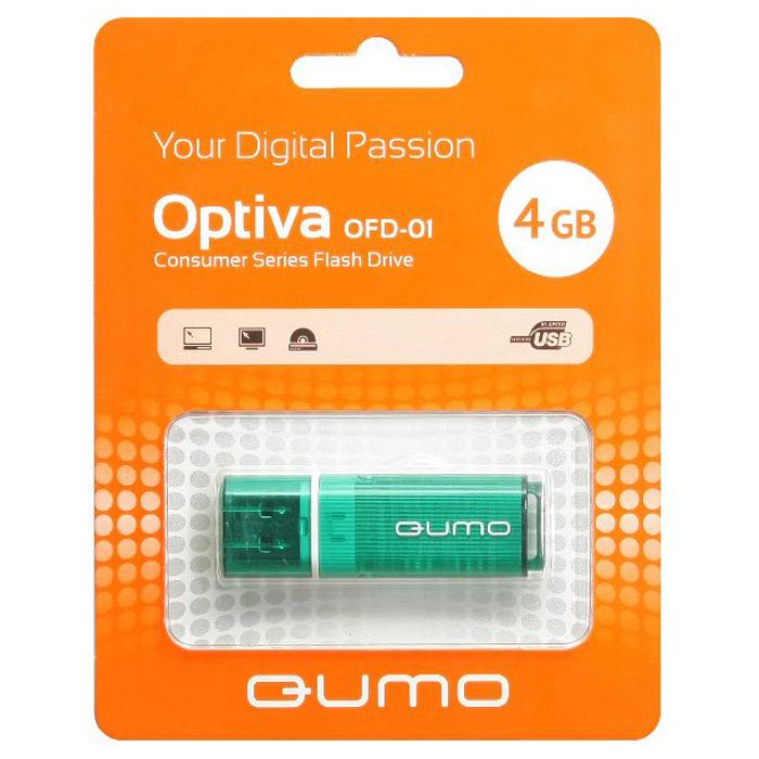 QUMO Optiva 01 4GB, Green