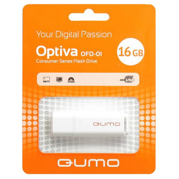 QUMO Optiva 01 16GB, White
