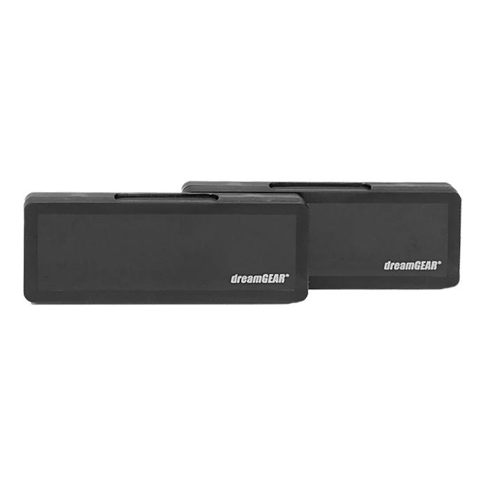 DreamGear DGPSV-3316 набор аксессуаровDGPSV-3316Набор из 4 аксессуаров для PS Vita. Пластиковый чехол вмещает до 8 игр и 2 карт памяти Пленка защитит экран Вашего устройства от пыли и царапин
