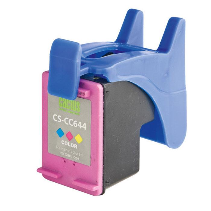 Cactus CS-CC644 №121XL multicolor для HPCS-CC644Картридж Cactus №121 для струйных принтеров HP.