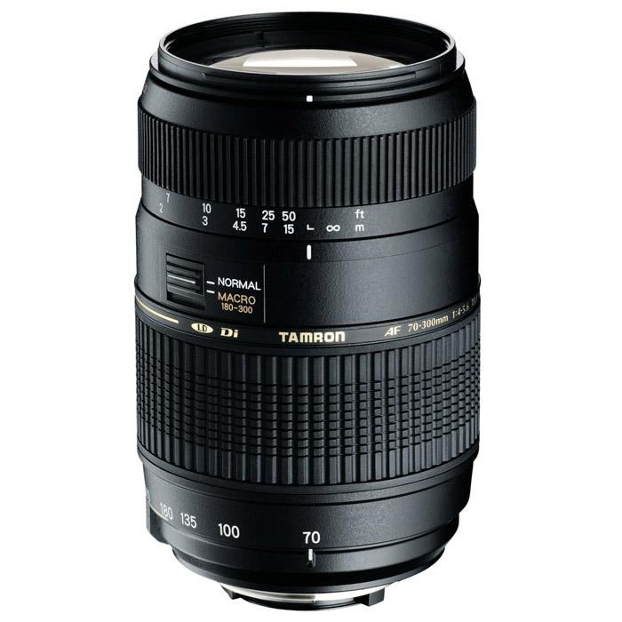 Tamron AF 70-300/4.0-5.6 Di LD Macro Nikon