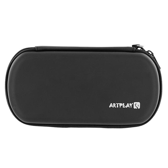 Набор 3 в 1 ARTPLAYS для PSP E1008 Street/3000 (чехол, защитная пленка, адаптер)