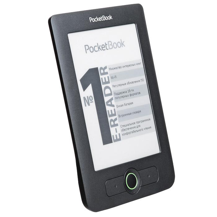 PocketBook Basic 611, Dark Grey611Компания PocketBook представляет компактное многофункциональное устройство для чтения PocketBook 611 Basic. Все условия для комфортного чтения в стильном, простом дизайне, - с этой моделью Вы получаете возможность читать любимую литературу в любом месте в удобное для Вас время. Название модели – Basic (с англ. – «базовый», «основной») – говорит о наличии в этом устройстве всех основных особенностей и наилучших качеств моделей PocketBook. Это многофункциональное программное обеспечение, безопасная для зрения E Ink технология, мультиформатность, быстродействие, надёжность и простой доступ к качественному электронному контенту. Новая модель отлично подойдёт тем, кто делает первые шаги в электронном чтении. Функционал и принципы управления ридером будут понятны даже неискушенным пользователям. Благодаря устройству PocketBook 611 Basic Вы убедитесь, что электронное чтение доступно, удобно, увлекательно и, главное, интуитивно просто. PocketBook 611 Basic с...
