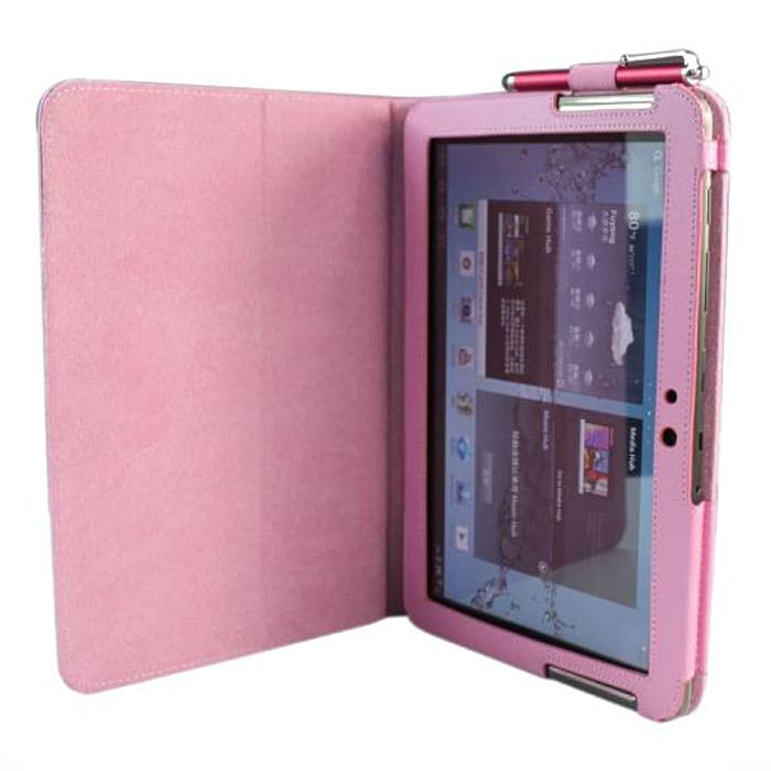 IT Baggage чехол для Samsung Galaxy Tab 2 10.1, Pink (ITSSGT1022-3)ITSSGT1022-3Защитный чехол-обложка для устройства Samsung Galaxy Tab 2 10.1 P5100/P5110. Он предохранит Ваш планшетный компьютер от царапин, жирных рук, пятен, которые бывает не всегда просто отмыть.