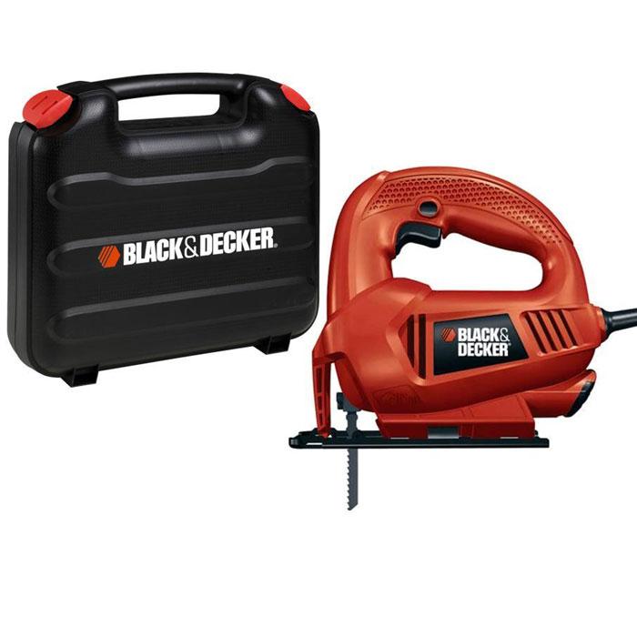 Электролобзик Black&Decker KS 500KAX Black & Decker KS500KAX