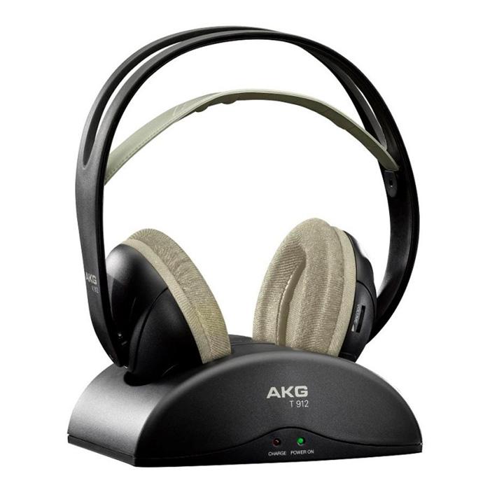 AKG K912K 912Игра в компьютерные игры, просмотр кинофильмов и прослушивание музыки теперь доступны на небывалом ранее уровне реализма! Беспроводные наушники K 912 помогут Вам приобщиться к мощному, чистому и невероятно проработанному звуку AKG, который уже на протяжении 60 лет выбирают профессионалы.