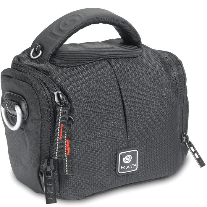 Kata DC-431 DLDC-431 DLСумка для цифрового оборудования DC-431 DL - это компактная сумка, предусматривающая разные варианты переноски . Это стильное решение, разработанное, чтобы вмещать в себя и располагать так, как вам удобно беззеркальную камеру/ современную камеру-мыльницу или камеру Handycam, плюс аксессуары.