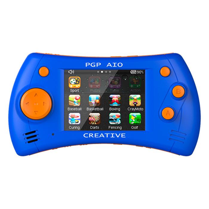 Портативная игровая приставка PGP AIO Creative (синяя)